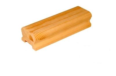 Pine Lhr Handrail 3 0m 35mm 44mm X 60mm